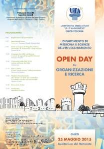 "50th Anniversary of the University ""G. D'Annunzio"" Chieti-Pescara, Italy"