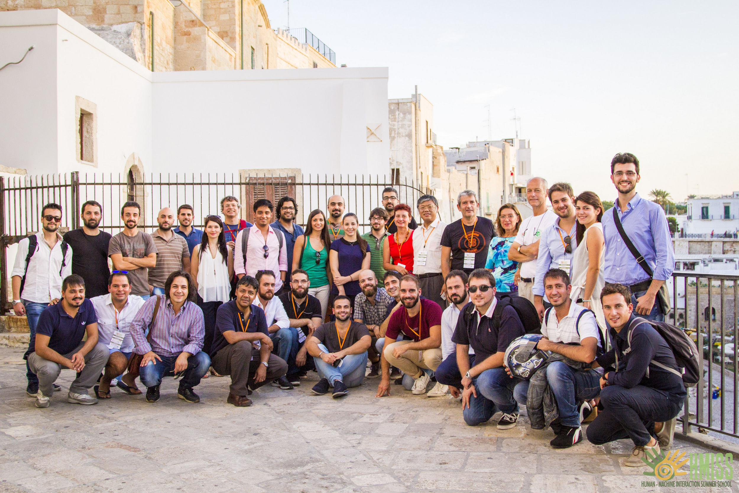 Human Machine Interaction Summer School, Monopoli-Puglia (Italy)